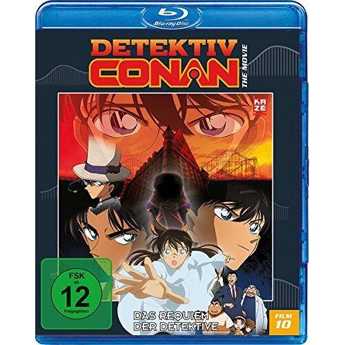 - Detektiv Conan - 10. Film: Das Requiem der Detektive [Blu-ray] - Preis vom 12.05.2021 04:50:50 h