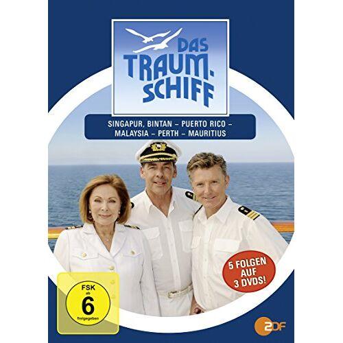 Fritz Umgelter - Das Traumschiff DVD-Box 10 - Preis vom 08.04.2020 04:59:40 h