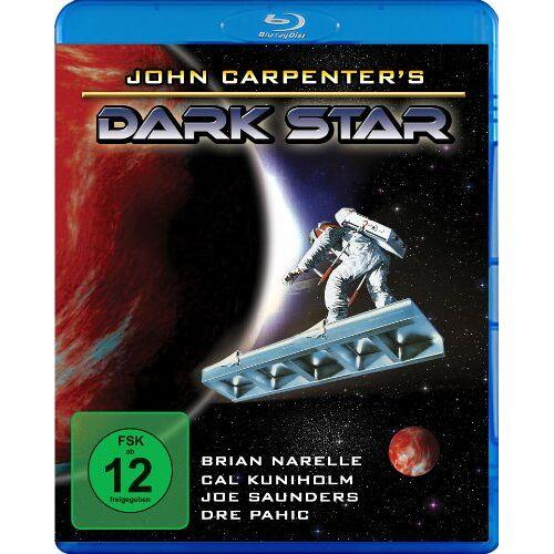 John Carpenter - John Carpenter's Dark Star [Blu-ray] - Preis vom 28.02.2021 06:03:40 h