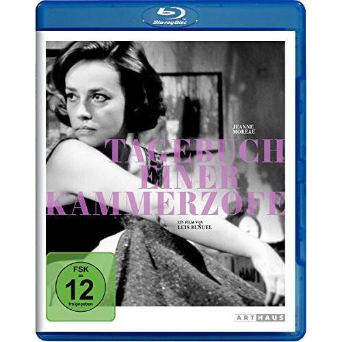 Luis Bunuel - Tagebuch einer Kammerzofe [Blu-ray] - Preis vom 20.10.2020 04:55:35 h