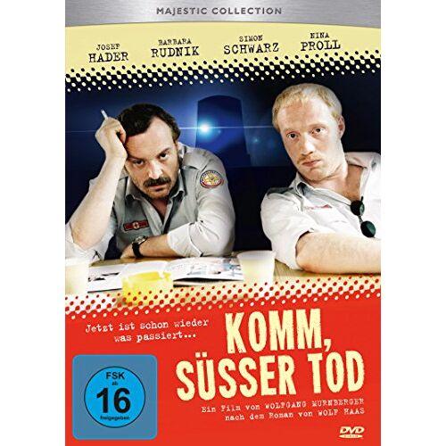 Josef Hader - Komm, süßer Tod - Preis vom 20.10.2020 04:55:35 h