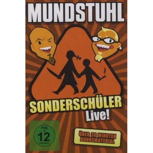 Mundstuhl - Sonderschüler Live! - Preis vom 05.05.2021 04:54:13 h