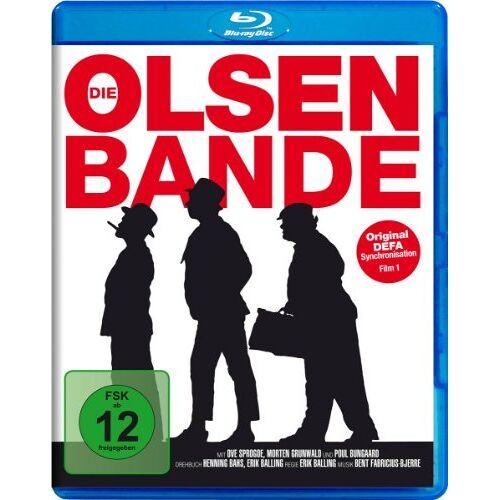 Erik Balling - Die Olsenbande [Blu-ray] - Preis vom 15.04.2021 04:51:42 h