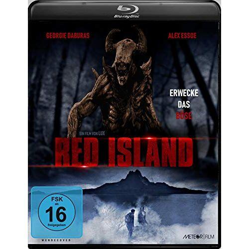 Lux - Red Island - Erwecke das Böse [Blu-ray] - Preis vom 14.04.2021 04:53:30 h