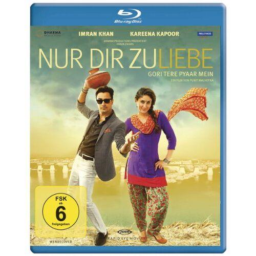 Punit Malhotra - Nur Dir zuliebe - Gori Tere Pyaar Mein [Blu-ray] - Preis vom 25.01.2021 05:57:21 h