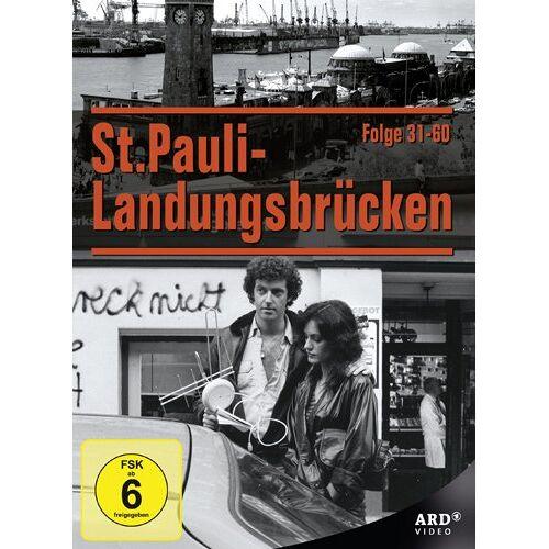 Dieter Wedel - St. Pauli Landungsbrücken - Staffel 3&4 (4 DVDs) - Preis vom 20.10.2020 04:55:35 h