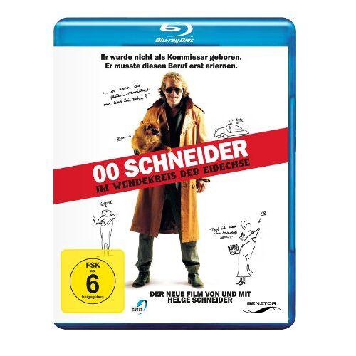 Helge Schneider - 00 Schneider - Im Wendekreis der Eidechse [Blu-ray] - Preis vom 24.02.2021 06:00:20 h