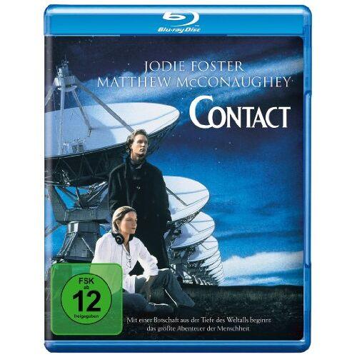 Robert Zemeckis - Contact [Blu-ray] - Preis vom 15.05.2021 04:43:31 h