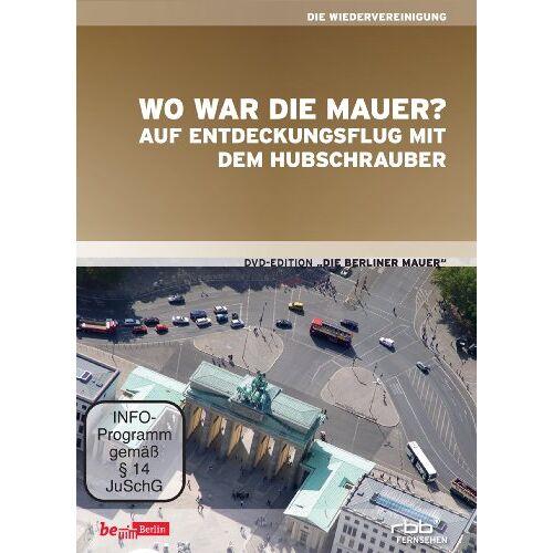 - Die Berliner Mauer - Wo war die Mauer? - Auf Entdeckungstour mit dem Hubschrauber - Preis vom 20.10.2020 04:55:35 h