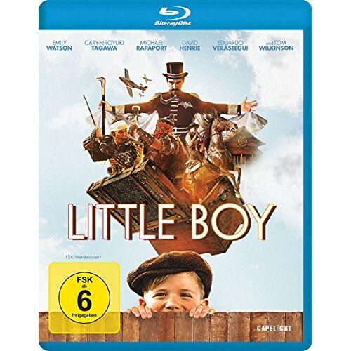 Alejandro Gomez Monteverde - Little Boy [Blu-ray] - Preis vom 13.05.2021 04:51:36 h