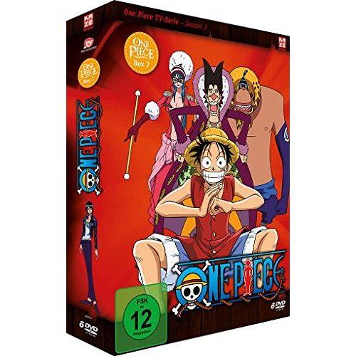 Konosuke Uda - One Piece - Box 7: Season 7 (Episoden 196-228) [6 DVDs] - Preis vom 18.04.2021 04:52:10 h