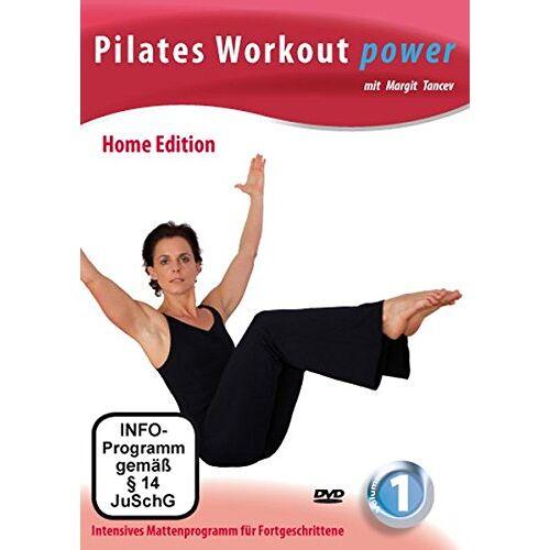 Margit Tancev - Pilates Workout Power Vol. 1 - Preis vom 15.10.2019 05:09:39 h