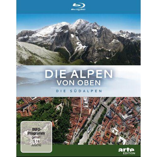 Lisa Eder-Held - Die Alpen von oben - Die Südalpen [Blu-ray] - Preis vom 21.01.2021 06:07:38 h