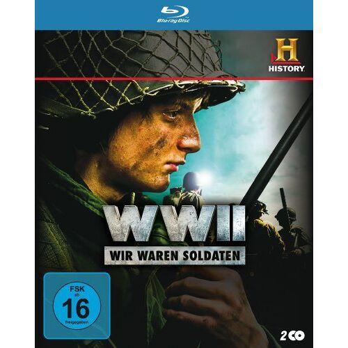 - WWII - Wir waren Soldaten [Blu-ray] - Preis vom 24.02.2021 06:00:20 h