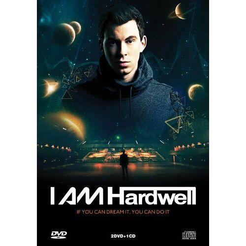 Hardwell - I Am Hardwell [CD+DVD] - Preis vom 28.02.2021 06:03:40 h
