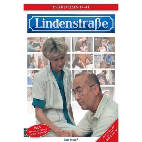 Herwig Fischer - Lindenstraße - DVD 08 (Folge 37 - 41) - Preis vom 06.05.2021 04:54:26 h