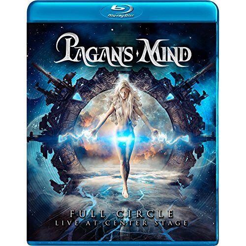 Pangan's Mind - Pagans Mind - Full Circle (inkl. 2 CDs) [Blu-ray] - Preis vom 03.03.2021 05:50:10 h