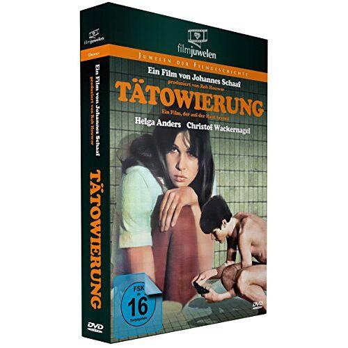 Johannes Schaaf - Tätowierung (Filmjuwelen) - Preis vom 13.04.2021 04:49:48 h