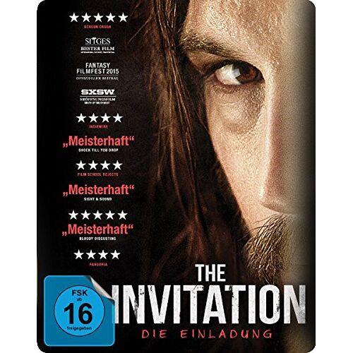 Karyn Kusama - The Invitation [Blu-ray] - Preis vom 17.07.2019 05:54:38 h