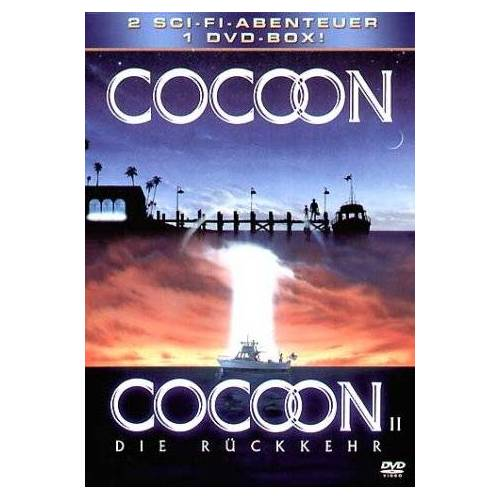 - Cocoon / Cocoon II - Die Rückkehr (2 DVDs) - Preis vom 28.02.2021 06:03:40 h