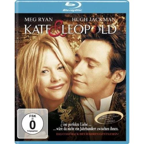 James Mangold - Kate & Leopold [Blu-ray] - Preis vom 03.03.2021 05:50:10 h