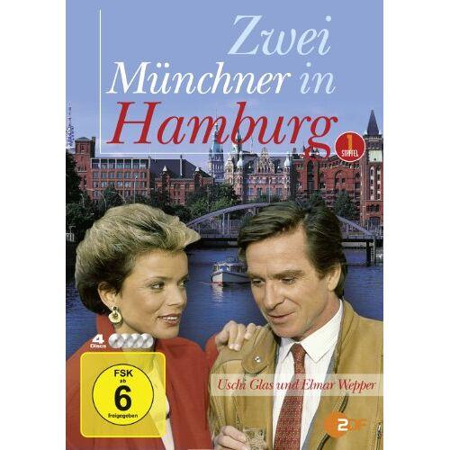 Celino Bleiweiß - Zwei Münchner in Hamburg - Staffel 1 (Jumbo Amaray - 4 DVDs) - Preis vom 27.10.2020 05:58:10 h