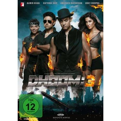 Aamir Khan - Dhoom 3 - Preis vom 08.04.2021 04:50:19 h
