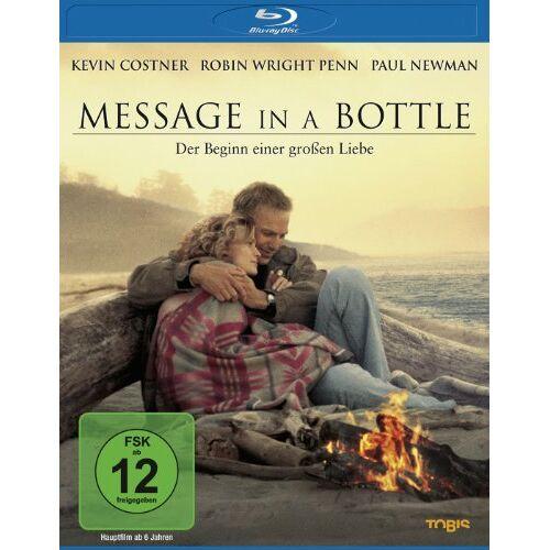 Luis Mandoki - Message in a bottle [Blu-ray] - Preis vom 15.05.2021 04:43:31 h