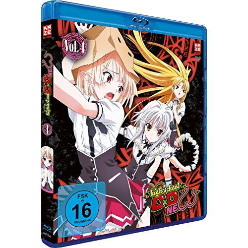 - Highschool DXD New (2.Staffel) - Vol. 4 [Blu-ray] - Preis vom 20.10.2020 04:55:35 h