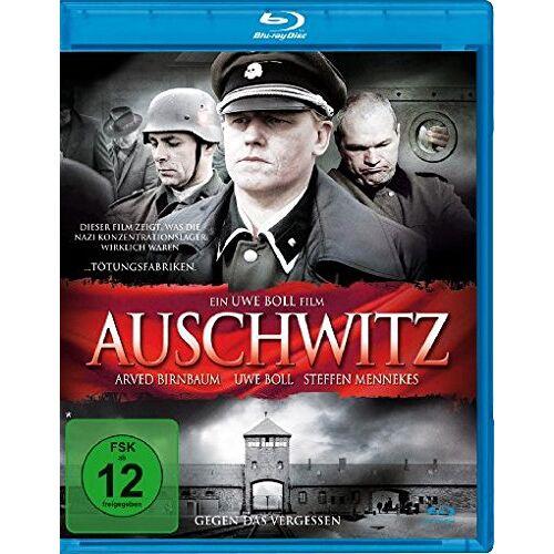 Uwe Boll - Auschwitz (Blu-Ray) - Preis vom 24.02.2021 06:00:20 h