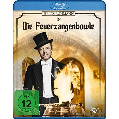 Helmut Weiss - Die Feuerzangenbowle [Blu-ray] - Preis vom 22.10.2020 04:52:23 h