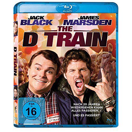 Jarrad Paul - D Train [Blu-ray] - Preis vom 11.04.2021 04:47:53 h