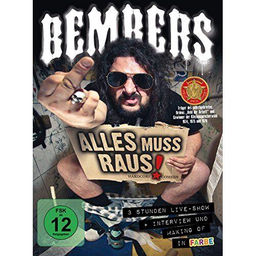 Bembers - Live! Alles Muss Raus! - Preis vom 06.05.2021 04:54:26 h