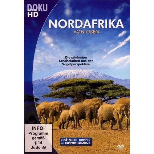 - NORDAFRIKA VON OBEN - HD Doku - Preis vom 19.01.2021 06:03:31 h