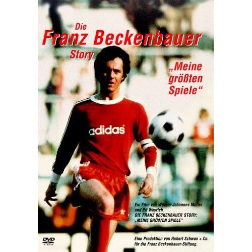 Franz Beckenbauer - Die Franz Beckenbauer Story - Preis vom 16.04.2021 04:54:32 h