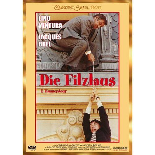 Edouard Molinaro - Die Filzlaus - Preis vom 09.04.2021 04:50:04 h