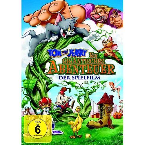 Alan Burnett - Tom und Jerry - Ein gigantisches Abenteuer - Preis vom 18.04.2021 04:52:10 h