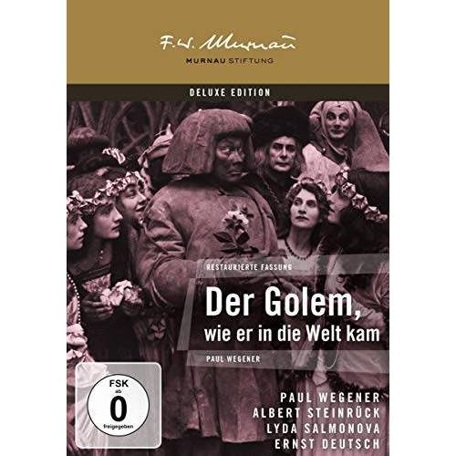 Paul Wegener - Der Golem, wie er in die Welt kam - Preis vom 19.10.2020 04:51:53 h