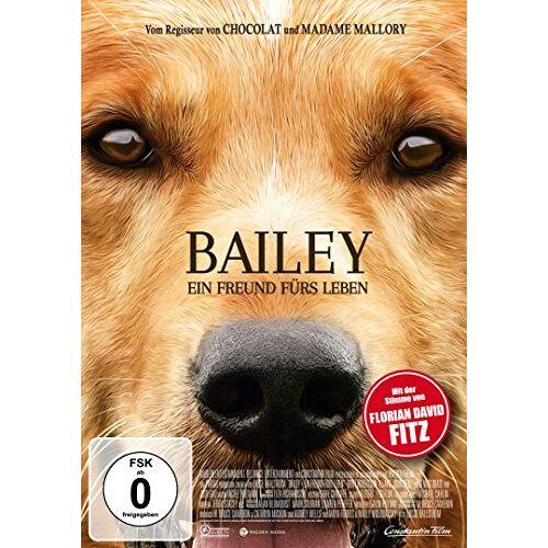 Lasse Hallström - Bailey - Ein Freund fürs Leben - Preis vom 15.05.2021 04:43:31 h