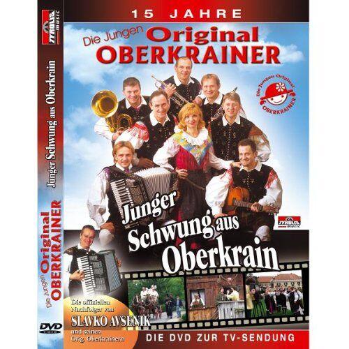- Die jungen Original Oberkrainer - Junger Schwung aus Oberkrain - Preis vom 13.05.2021 04:51:36 h