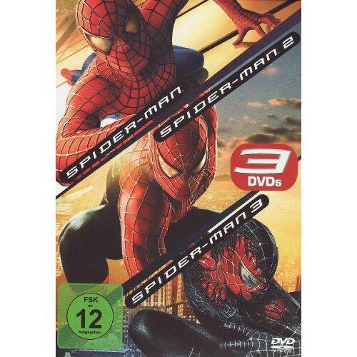 Sam Raimi - Spider-Man / Spider-Man 2 / Spider-Man 3 - Preis vom 26.02.2020 06:02:12 h