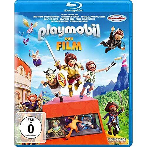 Lino Disalvo - Playmobil - Der Film [Blu-ray] - Preis vom 12.05.2021 04:50:50 h