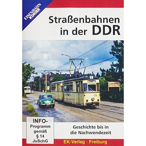 - Straßenbahnen in der DDR - Preis vom 19.10.2020 04:51:53 h
