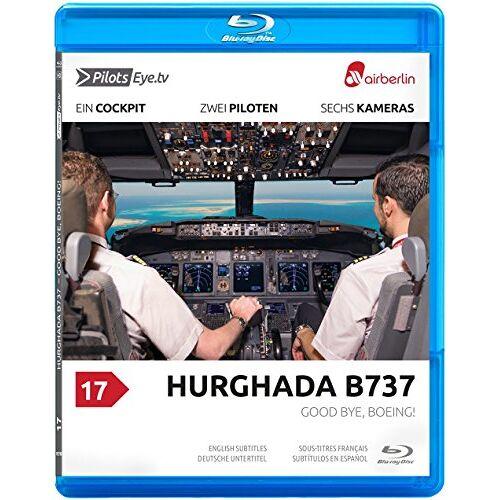 Thomas Aigner - PilotsEYE.tv   HURGHADA   B737   airberlin   Good Bye, Boeing!   Bonus: A Pusher's life & 737 Cockpit  :  Blu-ray®  :  - Preis vom 13.05.2021 04:51:36 h