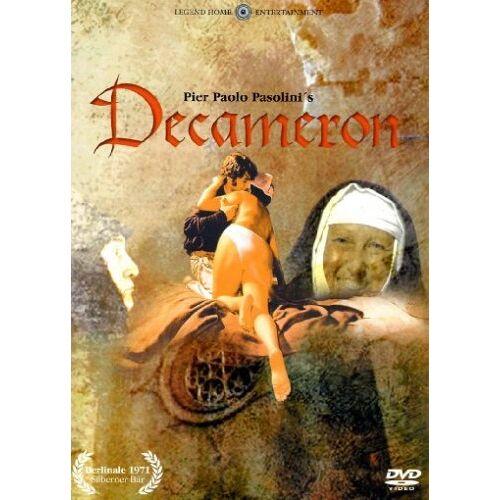Pasolini, Pier Paolo - Decameron - Preis vom 08.03.2021 05:59:36 h
