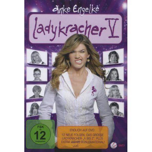 Jan Markus Linhof - Ladykracher - Staffel 5 [2 DVDs] - Preis vom 06.09.2020 04:54:28 h