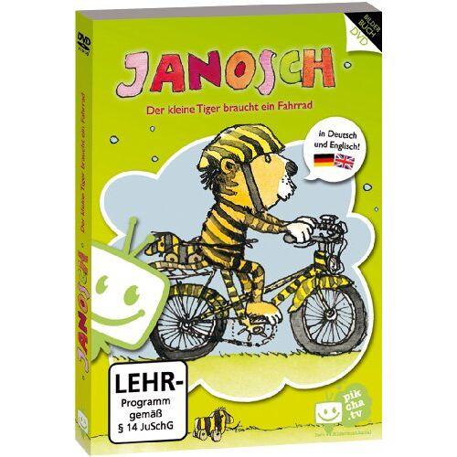 - Der kleine Tiger braucht ein Fahrrad - Bilderbuch-DVD - Preis vom 17.09.2019 06:12:30 h
