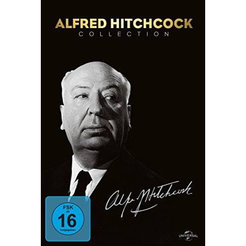 Alfred Hitchcock - Alfred Hitchcock Collection (14 Discs) - Preis vom 14.05.2021 04:51:20 h