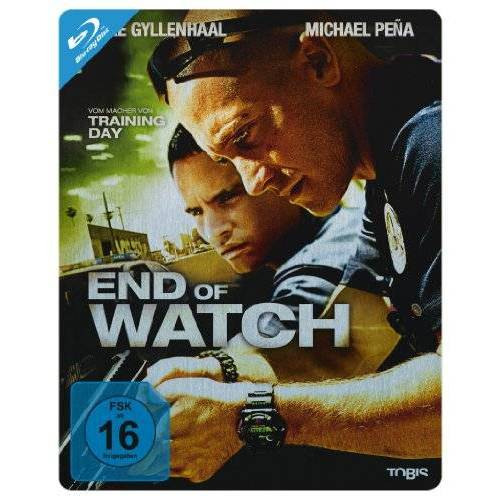 David Ayer - End of Watch - Steelbook [Blu-ray] - Preis vom 31.03.2020 04:56:10 h