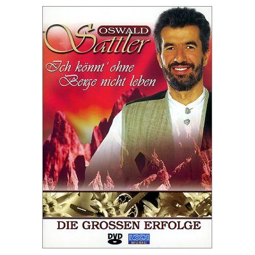 Oswald Sattler - Ich Könnt' Ohne Berge Nicht Leben - Preis vom 21.01.2021 06:07:38 h